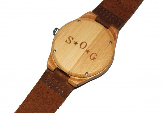 Back of watch – zoomed in