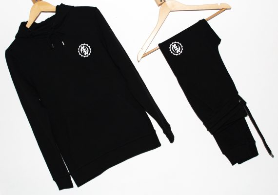 Hoodie and joggers