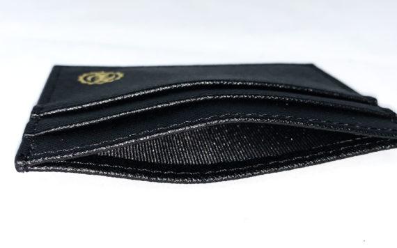 Inside – Black Cardholder