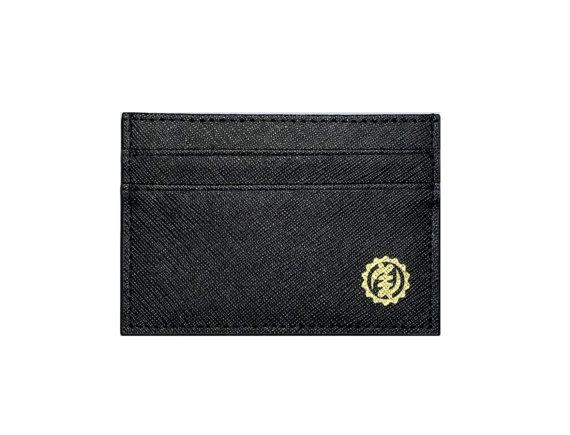 Main Front – Black Cardholder