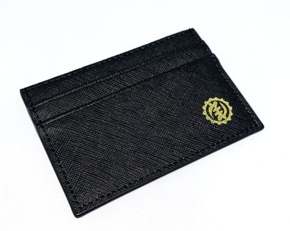 Side – Black Cardholder
