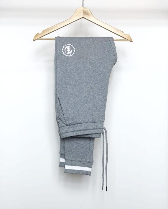 Grey Sweatshirt Bottom